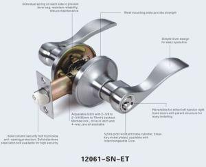 Tubular Handle ANSI Grande 1/2/3 Door Lock -12061 pictures & photos