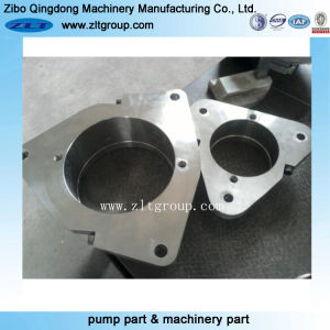 Investment Casting OEM Parts with CNC Machining pictures & photos
