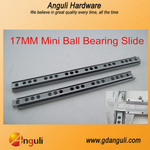 New! 17mm Mini Single Extension Ball Bearing Slide pictures & photos