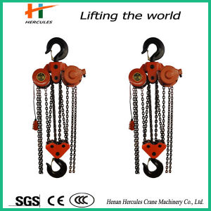 20t Hs-Vt Chain Hoist with CE Certificate pictures & photos