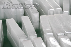 1ton Container Block Ice Machine with Refrigerator Cold Room From Koller pictures & photos