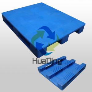 L1200*W1000*H150mm HDPE/PP Plastic Pallets; Picture Frame Bottom; Closed Deck; Without Steel Tubes pictures & photos