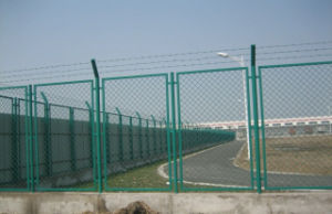 Fence, Temporary Fence for Railway or Gardon or Ariport pictures & photos