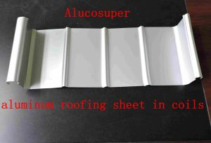 3000 Series 5000series Aluminum Roofing Sheet in Coil pictures & photos