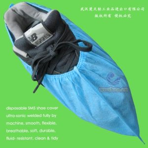Disposable SMS Shoe Cover pictures & photos