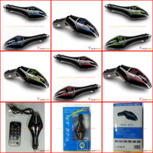 Car MP3 Player Car FM Transmitter MP3 Driver/Car MP4 Player pictures & photos