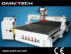 Servo-Driven 1530 Atc CNC Carving Machines with Ce