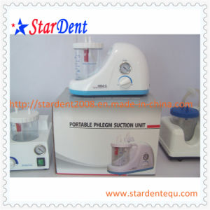 Dental Supply Portable Phlegm Suction Unit of Surgical Medical Instrument pictures & photos