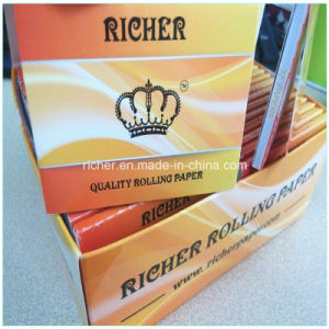 Richer Brand Hemp Rolling Paper for Wholesale Price pictures & photos