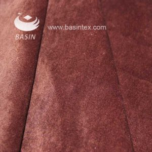 2014 New Fashion Suede Sofa Fabric (BS2400) pictures & photos