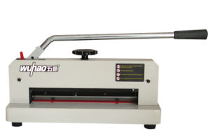 Manual Paper Cutting Machine (3204A) pictures & photos