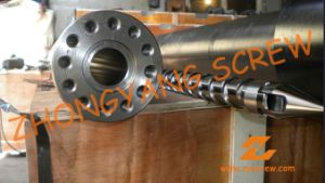 Zy152 PP PE Single Injection Molding Machine Screw Barrel pictures & photos