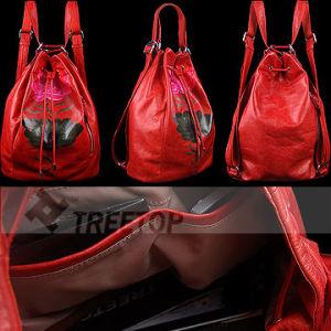 Genuine Leather Lady Bag (LAGEBARE113)