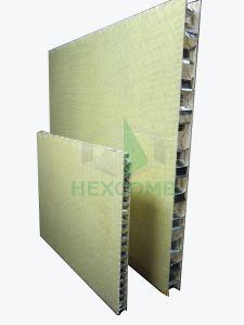 Fiberglass Honeycomb Panels