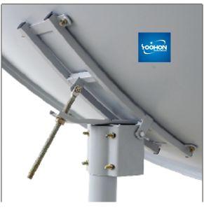 1.5m Offset Satellite Dish Antenna with Salt Spray Certification pictures & photos