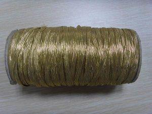 Factory Golden Elastic Thread Golden Elastic Rope pictures & photos