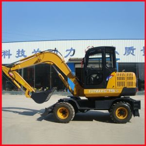Mini Hydraulic Crawler Excavator pictures & photos