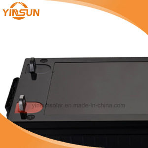 12V 200ah AGM Deep Cycle Rechargeable Sealed Lead Acid Battery pictures & photos
