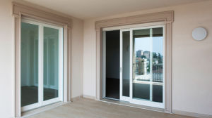 High Quality Frameless Glass Sliding Door with Best Price pictures & photos