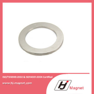 Super N35-N52 Customized Shape Motor Magnetic Neodymium Ring Permanant Magnet pictures & photos