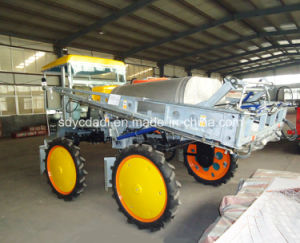 Self-Propelled High-Clearance Boom Sprayer pictures & photos