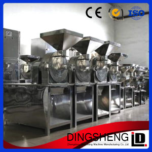 Full Stainless Steel Dry Grains Grinding Machine Dry Herbs Pulverizer Dry Leafe Grinder pictures & photos