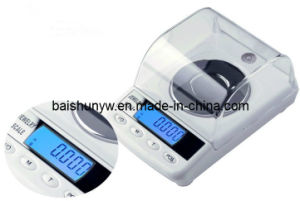 50g*0.001g Digital Precision Scale Density Balance (BS-JW007) pictures & photos