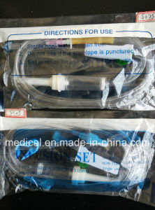 Disposable IV Infusion Administration Set pictures & photos