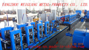 Wg76 High-Frequency Iron Pipe Making Machinery pictures & photos