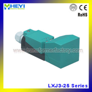 Ce (LXJ3-25 series) Square Type Inductive Proximity Sensor High Accuracy pictures & photos