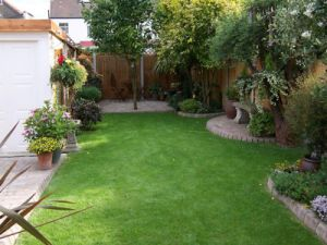 Muddy-Free Grass Artificial Grass for Garden Landscaping pictures & photos