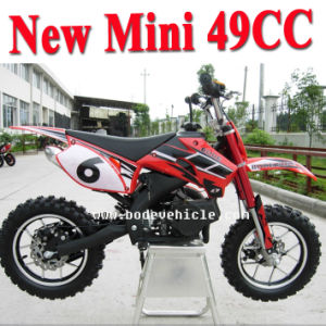 Bode New 49cc Mini Motorcycle/Mini Dirt Bike/50cc Mini Motocross (MC-697) pictures & photos