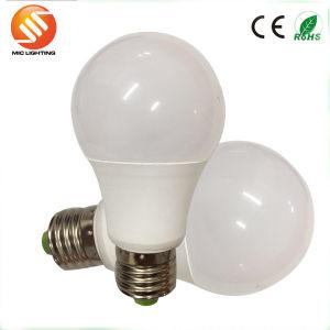 Top Quality Plasctic PC Aluminum A60 LED Bulb
