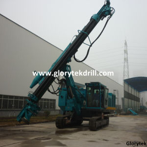 DB90 Integrated Type DTH Drilling Rig with Air Compressor pictures & photos