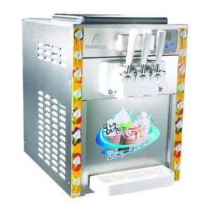 Small Soft Table Icecream Machine (BQL-818T) pictures & photos