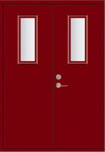 Fire Resistant Door -6 / UL Certified / CE Certified pictures & photos
