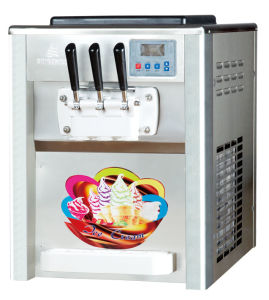 New Small Tabletop Soft Icecream Machine (BQL-818T) pictures & photos
