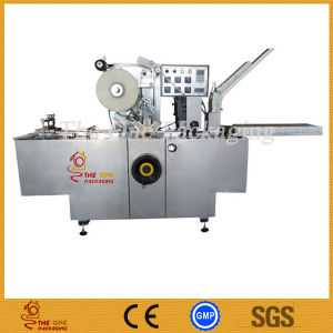 Automatic Transparent Film Wrapping Machine