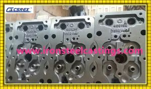 OEM Cast Iron Truck Engine Cylinder Head with Machining pictures & photos