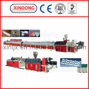 PVC Window/Door/Ceiling/Panel Profile Production Line pictures & photos