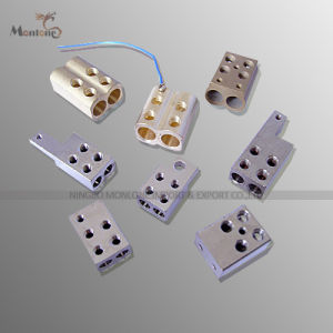 High-Precision Brass Neutral Terminal Connector (MLIE-BTL015) pictures & photos