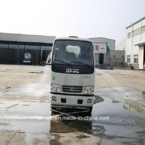 170HP Diesel Engine 4X2 Dongfeng 4000L Water Truck pictures & photos