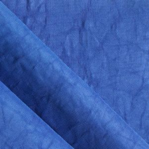 Oxford 420d Crinkle Stonewashed Nylon Fabric with PU/PVC (XQ-153) pictures & photos