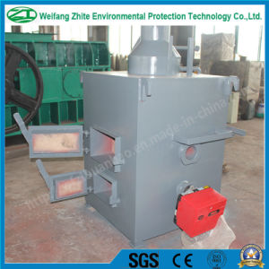 New Technology Diseased Dead Animals Treatment Incinerator pictures & photos