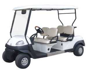 4 Seat Electric Golf Car 418gdb pictures & photos