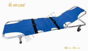 Canvas Folding Stretcher Floded Stretcher (TD010112)