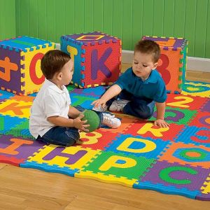 Eco Baby Toys EVA TPE Puzzle Mat pictures & photos
