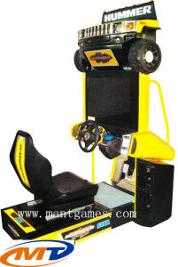 Amusement Park Game Machine Hummer From China Manufacturers (MT-4003) pictures & photos
