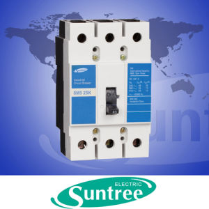 Moulded Case Circuit Breaker (Fixed Thermal -Magnetic Type) pictures & photos
