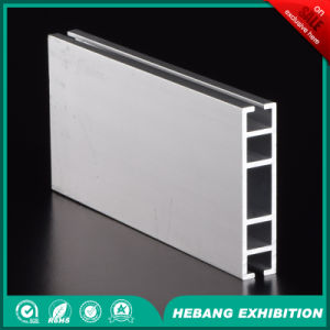 Aluminum Frame 70mm 2 Slot Beam for Exhibition Stand pictures & photos